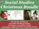 Social Studies Christmas Bundle