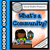 Community and Community Helpers
