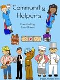 Social Studies: Community Helpers