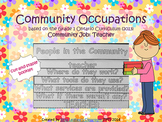 Social Studies: Community Occupations Booklet - Teacher {O