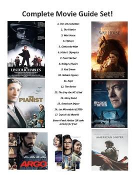 Social Studies Complete Movie Guide Set!