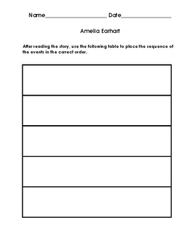 Social Studies Comprehension Passages and Sequencing