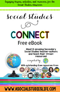 Social Studies Connect Free Resource