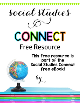 Social Studies Connect eBook Ready to Use Activities