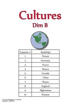 Social Studies-Cultures