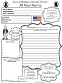 Current Event Worksheet - America