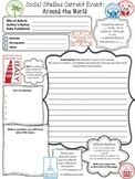 Current Event Worksheets - World