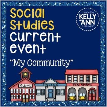 Current Event Worksheet - Community