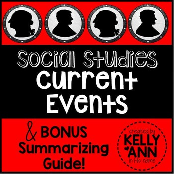 Current Events Worksheets