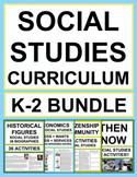 Social Studies Curriculum Kindergarten - 2nd Grade