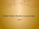 Social Studies Curriculum Map Unit 5 NY Grade 4