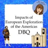 Social Studies DBQ: Impact of European Exploration in the