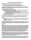 Social Studies: Declaration of Independence Grievances Lesson