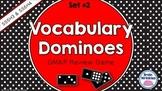 Social Studies Dominoes - 5th Grade GMAP Review (Set 2 of 4)