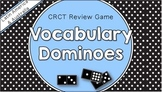 Social Studies Dominoes - 6th Grade CRCT Review (Set 2 of 2)