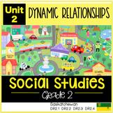 Social Studies Dynamic Relationships