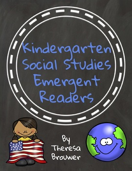 Social Studies Emergent Readers