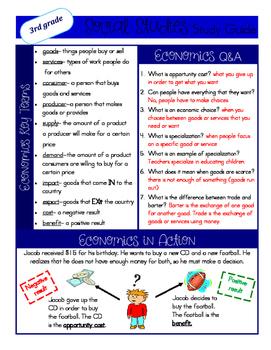 Social Studies End of Grade Study Guide