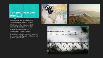 Social Studies Essential Questions About Movement