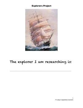 Social Studies Explorers Project
