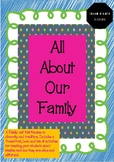 Social Studies-Families (Who Lives at My House), Tradition