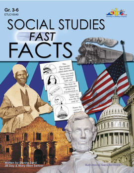 Social Studies Fast Facts