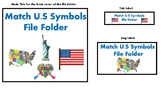Social Studies File Folder Game Bundle