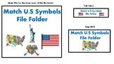 Social Studies File Folder Game Bundle