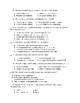 Social Studies Final Exam Standards Assessment