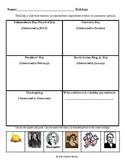 Social Studies: First Grade Holiday Sort