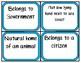Social Studies Flash Cards 4.1