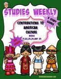 Florida Studies Weekly Contributions to American Culture Review Study Guide