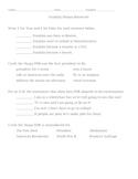 Social Studies Franklin Roosevelt FDR Quiz
