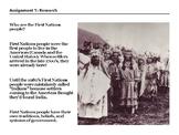 Social Studies: Full first nations lesson plan