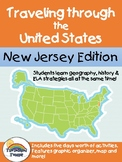 Social Studies Geography New Jersey State Morning Work/ Di