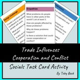 Social Studies Gr.6-Trade Influences Co-operation/Conflict