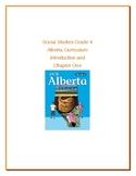Social Studies Grade 4 Alberta Curriculum Introduction and