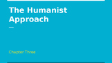 Social Studies Grade 8: The Humanist Approach
