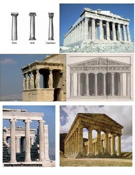 Social Studies: Greek Building Project