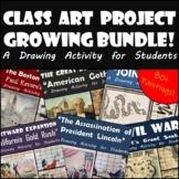 Social Studies Growing Bundle: Painting Recreations - 89 H