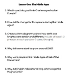 Social Studies Guided Notes