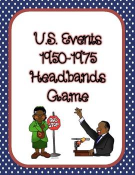 Social Studies Headbands Games Bundle