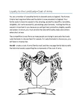 Social Studies - History Coat of Arms activity (crest template included)