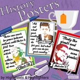 Social Studies/History Quote Posters