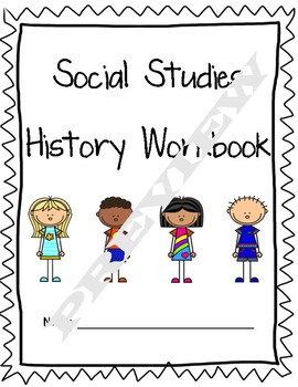 Comprehensive Social Studies Workbook: History