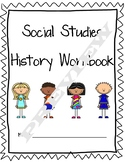 Comprehensive Social Studies Workbook: History