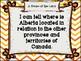 Social Studies I Can Statements - Alberta Grade 4