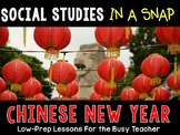 Social Studies In a Snap: Chinese New Year {PowerPoint & More!}