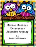 Social Studies Integrated Sentence Fluency