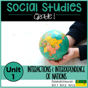 Social Studies Interactions and Interdependence of Nations